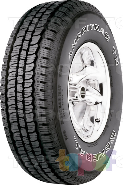 Шины General Tire AmeriTrac TR. Изображение модели #1