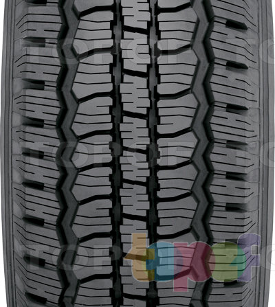Шины General Tire AmeriTrac TR. Изображение модели #2