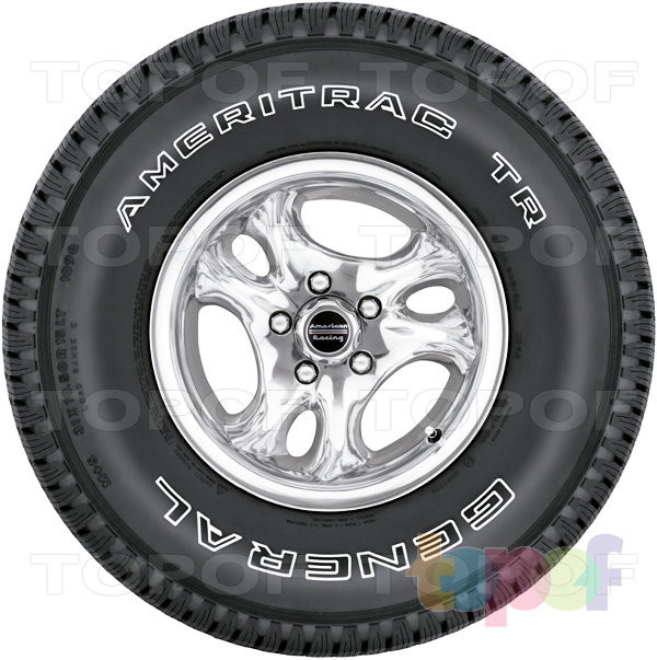 Шины General Tire AmeriTrac TR. Изображение модели #3