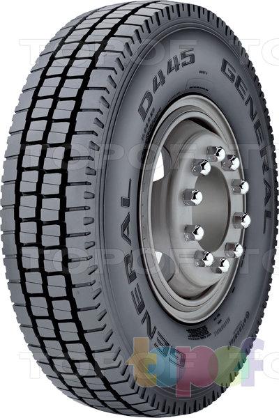Шины General Tire D445. Изображение модели #1