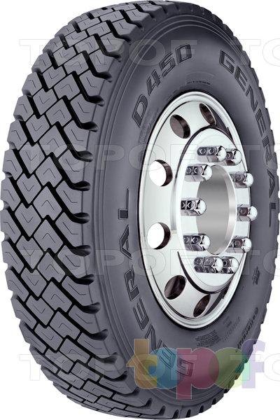 Шины General Tire D450. Изображение модели #1