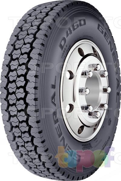 Шины General Tire D460. Изображение модели #1