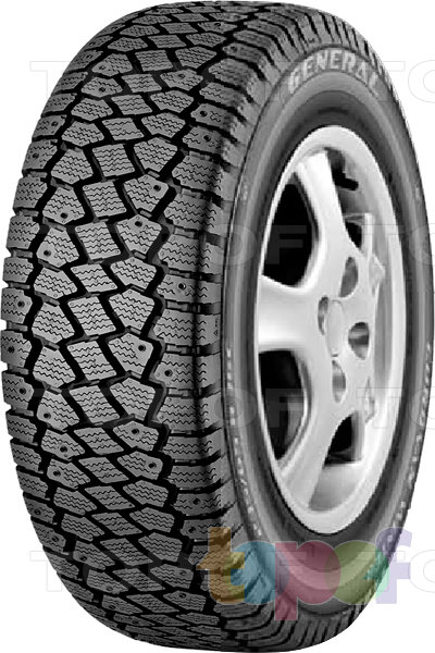 Шины General Tire Eurovan Winter