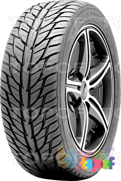 Шины General Tire G-MAX AS-03. Изображение модели #1