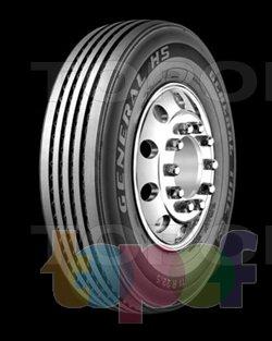 Шины General Tire General HS. Изображение модели #1