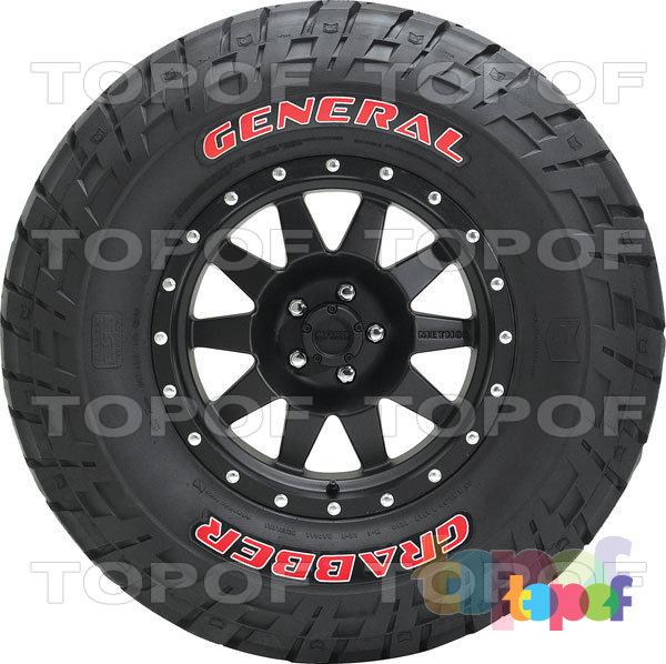Шины General Tire Grabber. Изображение модели #2