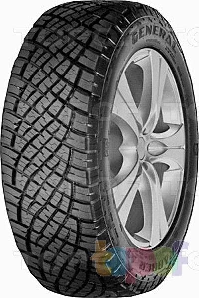 Шины General Tire Grabber AT (Grabat). Изображение модели #1