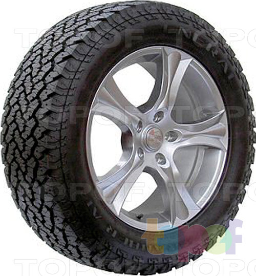 Шины General Tire Grabber AT2. Изображение модели #4