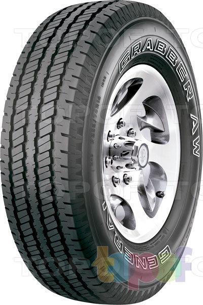 Шины General Tire Grabber AW. Изображение модели #1