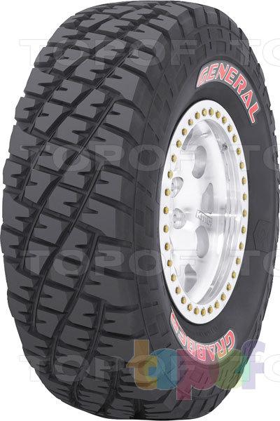 Шины General Tire Grabber Competition. Изображение модели #1