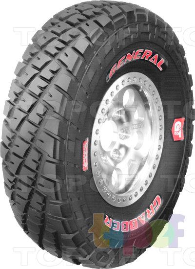 Шины General Tire Grabber Competition. Изображение модели #2