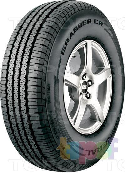 Шины General Tire Grabber CR. Изображение модели #1
