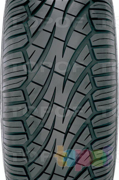 Шины General Tire Grabber HP. Изображение модели #2