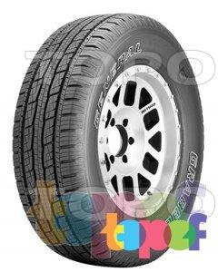 Шины General Tire Grabber HTS60. Изображение модели #1
