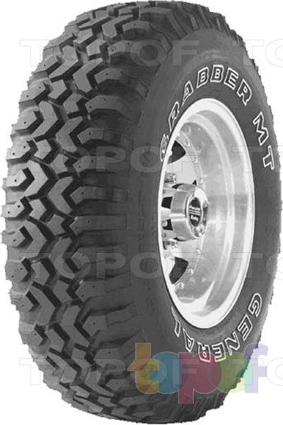 Шины General Tire Grabber MT. Изображение модели #1