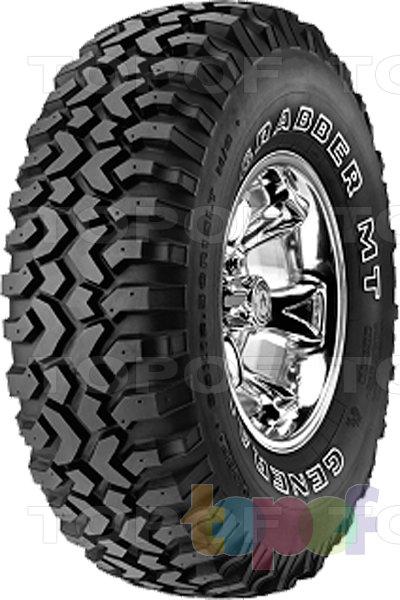 Шины General Tire Grabber MT. Изображение модели #2