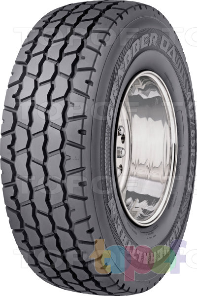 Шины General Tire Grabber OA Widebase. Изображение модели #1