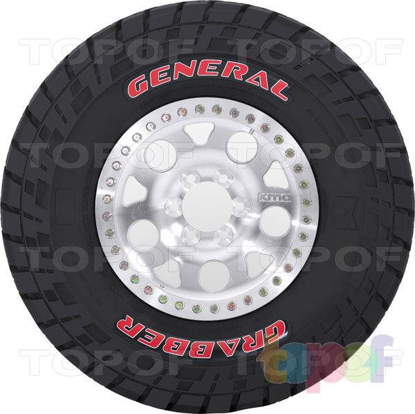 Шины General Tire Grabber SC (Short Course). Изображение модели #3
