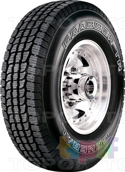 Шины General Tire Grabber TR. Изображение модели #1