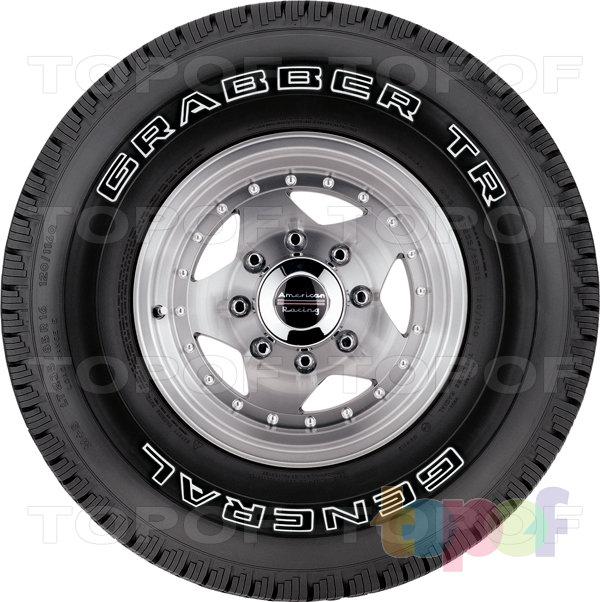 Шины General Tire Grabber TR. Изображение модели #3