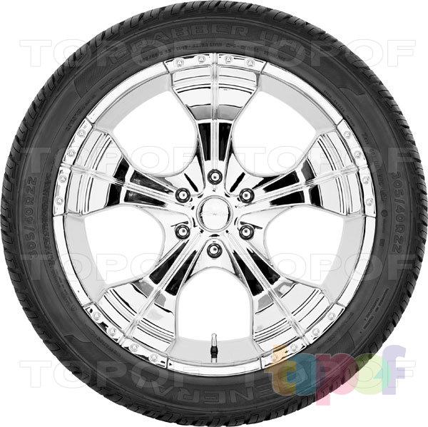 Шины General Tire Grabber UHP. Изображение модели #4