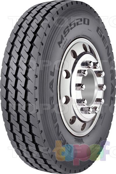Шины General Tire MS520. Изображение модели #1