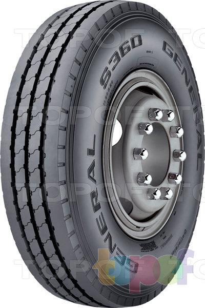 Шины General Tire S360. Изображение модели #1