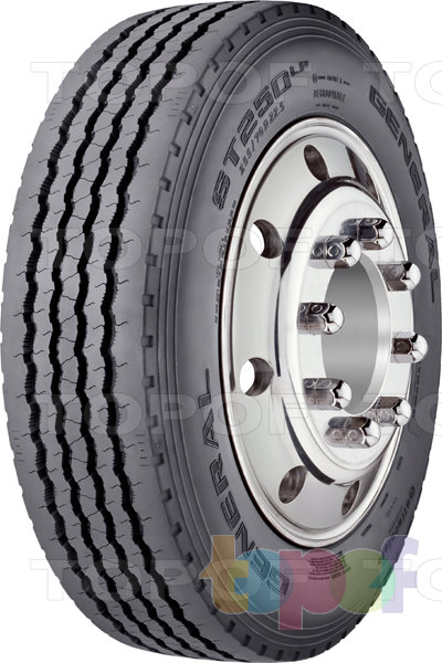 Шины General Tire ST250 LP. Изображение модели #1