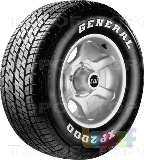 Шины General Tire XP2000. Изображение модели #1