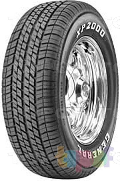 Шины General Tire XP2000 II. Изображение модели #1