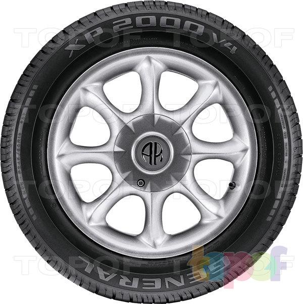 Шины General Tire XP2000 V4. Изображение модели #3