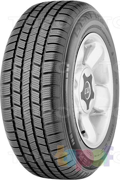 Шины General Tire XP2000 Winter. Изображение модели #1