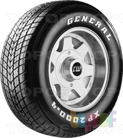 Шины General Tire XP2000 X4. Изображение модели #1