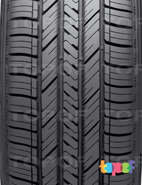 Шины Goodyear Assurance Fuel Max. Продольные канавки