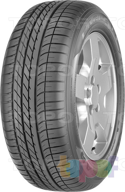 Шины Goodyear Eagle F1 Asymmetric 255/55ZR18 XL 109Y