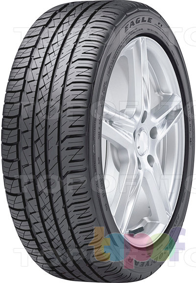 Шины Goodyear Eagle F1 Asymmetric All-Season. Изображение модели #1