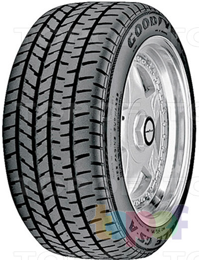 Шины Goodyear Eagle F1 GS-A