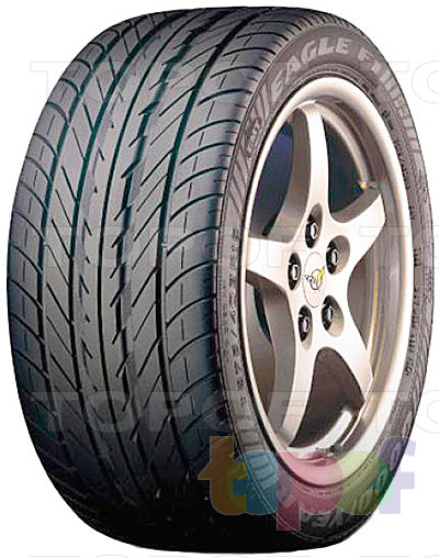 Шины Goodyear Eagle F1 GS EMT