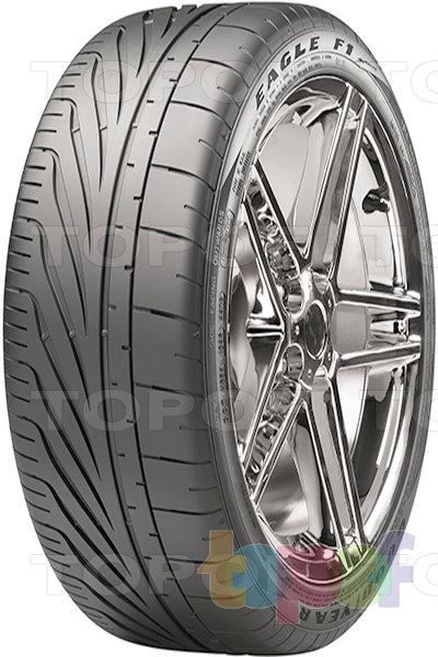 Шины Goodyear Eagle F1 SuperCar G:2. Летняя спортивная шина