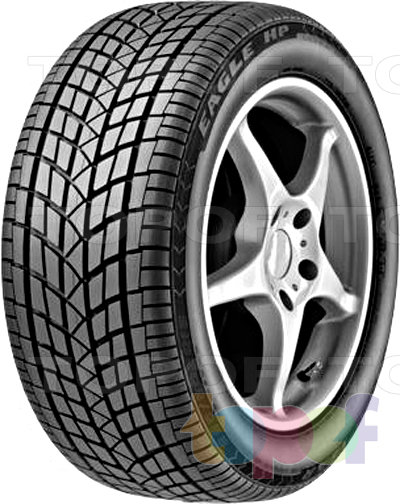 Шины Goodyear Eagle HP ultra plus