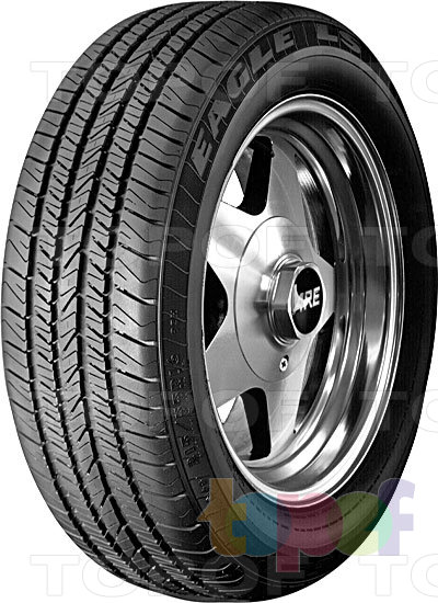 Шины Goodyear Eagle LS. Универсальная шина