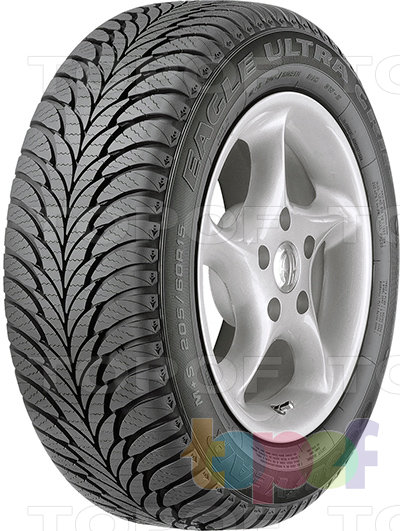 Шины Goodyear Eagle Ultra Grip GW-2