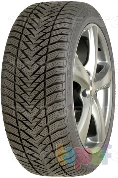 Шины Goodyear Eagle Ultra Grip GW-3
