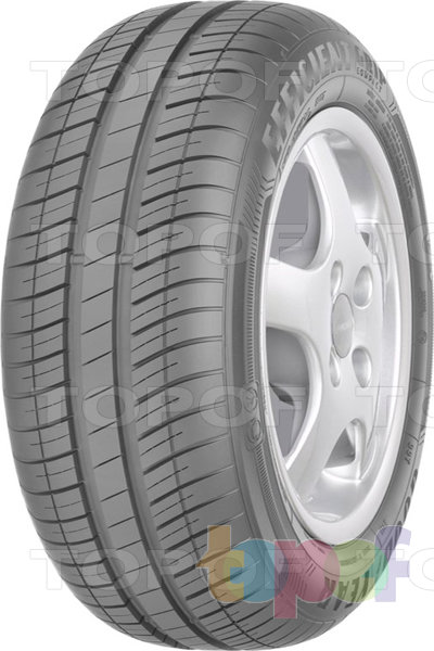 Шины Goodyear EfficientGrip Compact 175/65R14 XL 86T