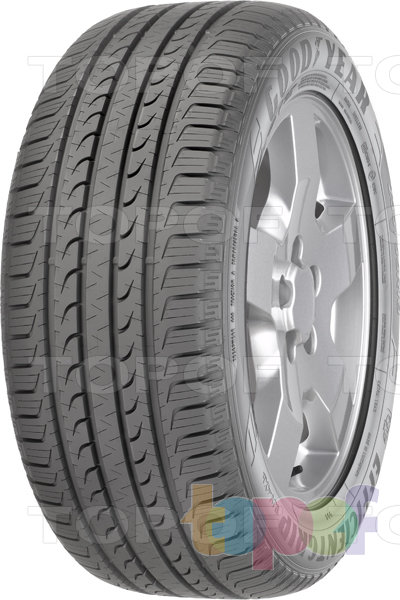 Шины Goodyear EfficientGrip (SUV) 235/65R17 XL 108V