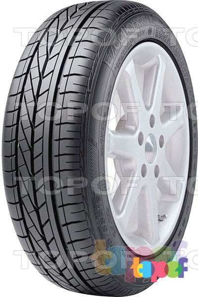 Шины Goodyear Excellence. Run on Flat