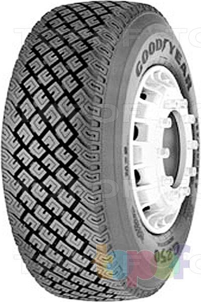 Шины Goodyear G250. Нешипуемая шина для грузового автомобиля