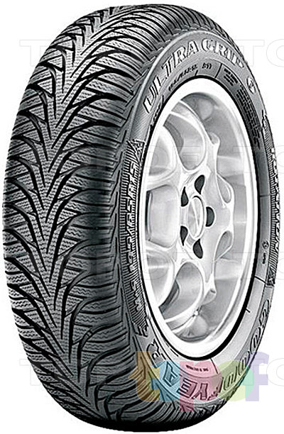 Шины Goodyear Ultra Grip 6