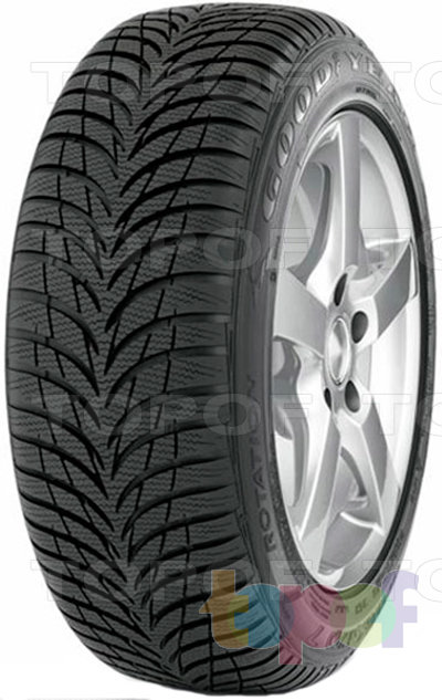 Шины Goodyear Ultra Grip 7. Изображение модели #1