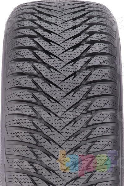 Шины Goodyear Ultra Grip 8. Изображение модели #2